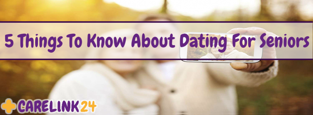 5 Things to Know About Senior Dating
