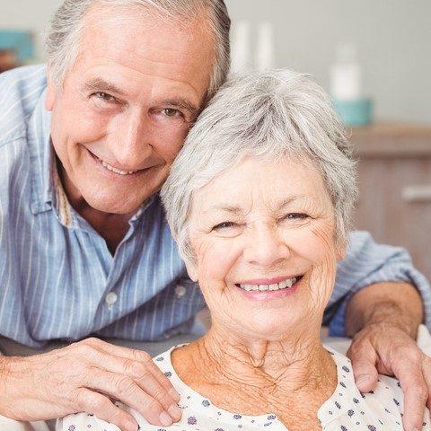 Carelink London Elderly Couple