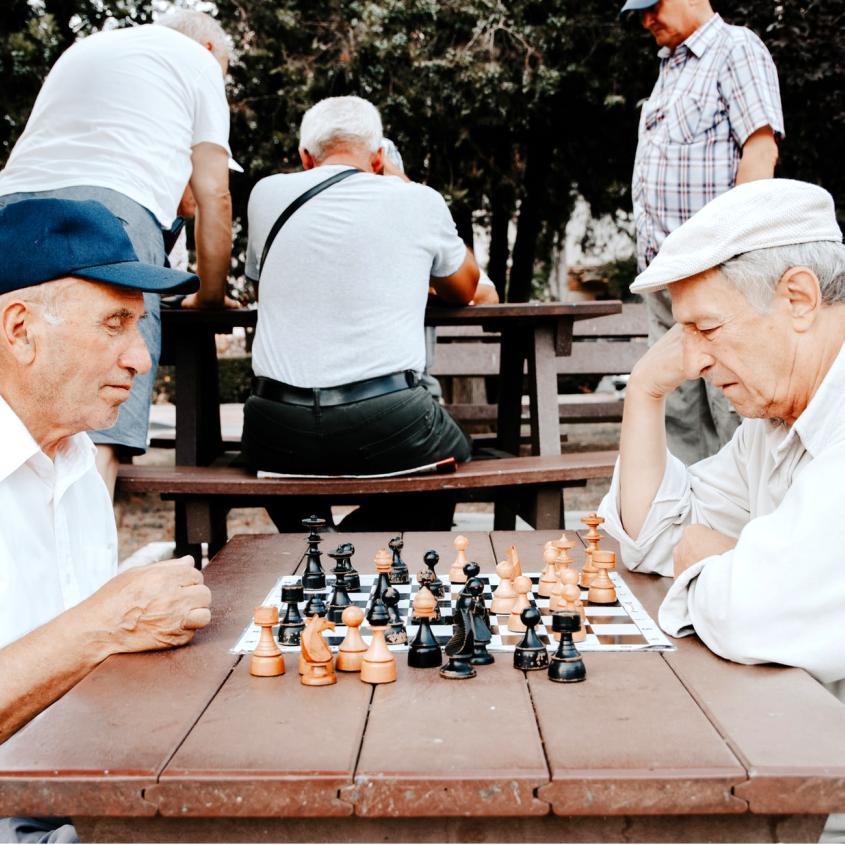 Carelink London Elderly Men